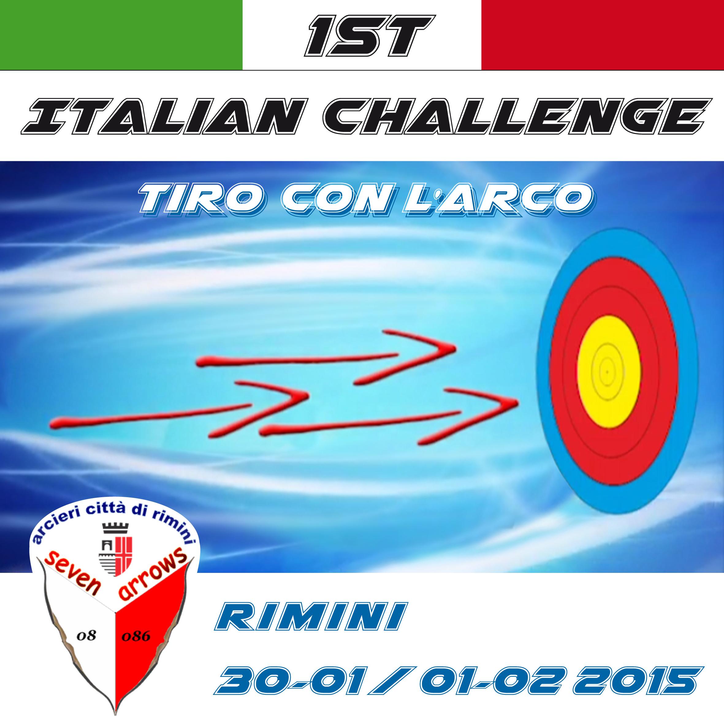 1° Italian Challenge Rimini 2015